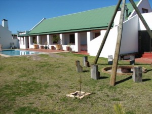Bamba Zonke Yzerfontein Self Catering Accommodation
